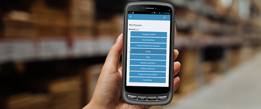 How To Use Barcodes For Inventory | Android barcode scanner
