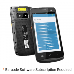 Android Barcode device photo