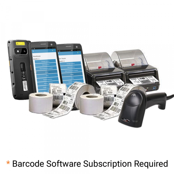 Advanced Barcode Package