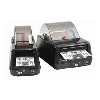 Two count of 4 inch barcode printers