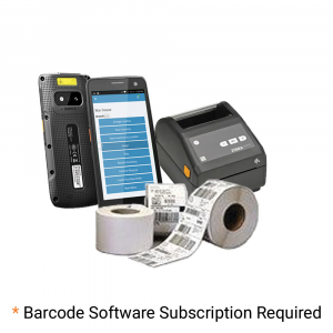Rollmaster basic barcode package