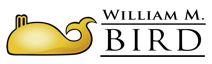 William M Bird Logo